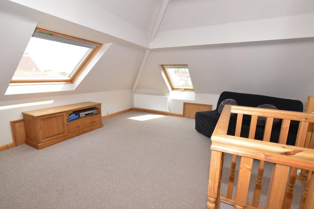 Bedroom 2 (attic)