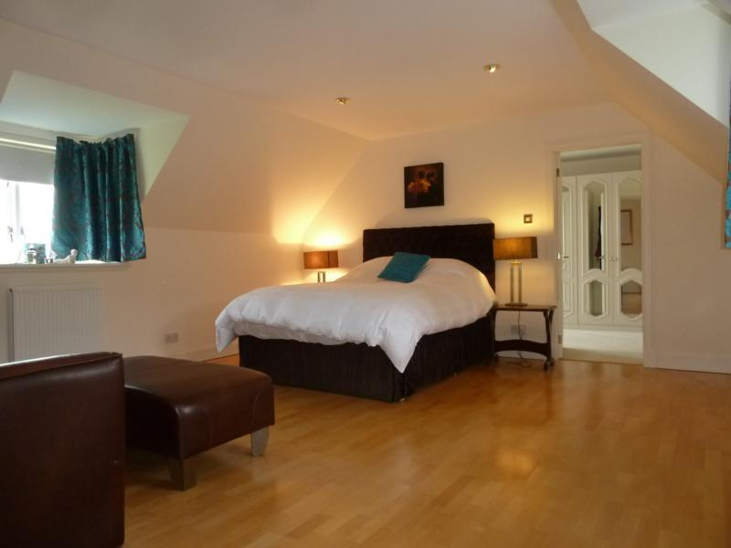 Townhead Lodge - Master Bedroom