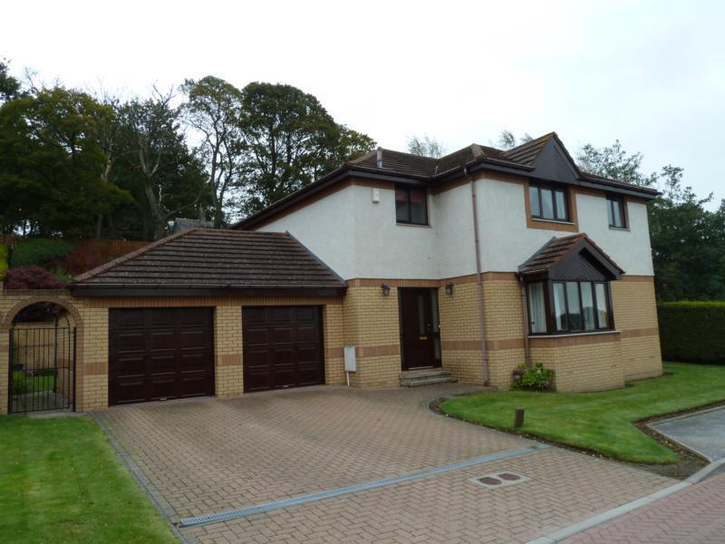 5 bedroom detached house to rent in Bucklerburn Close, Peterculter ...