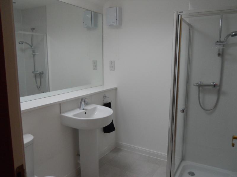 Beechwood House - Shower Room
