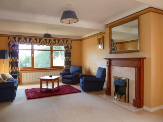 Binghill Farmhouse - Lounge