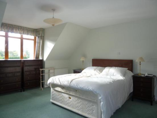 Binghill Farmhouse - Master Bedroom