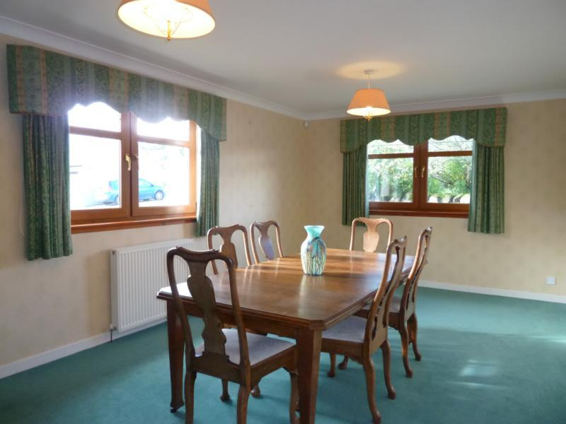 Binghill Farmhouse - Dining Room