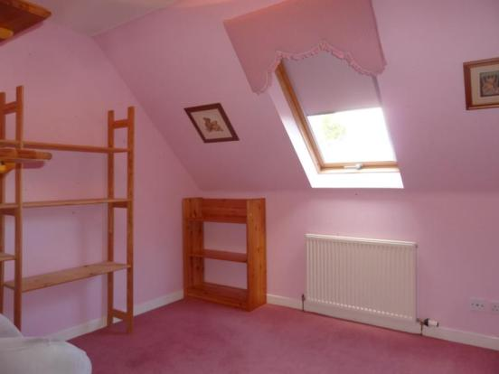Binghill Farmhouse - 4th Bedroom