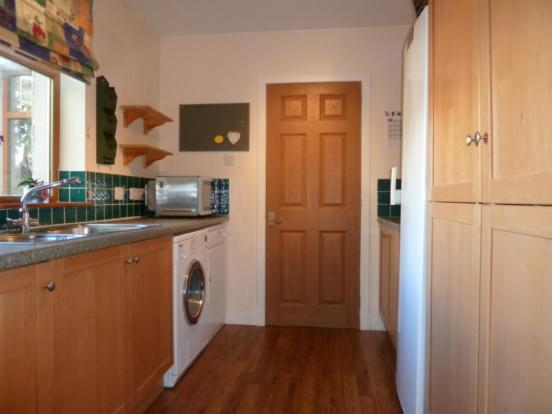 Binghill Farmhouse - Utility Room