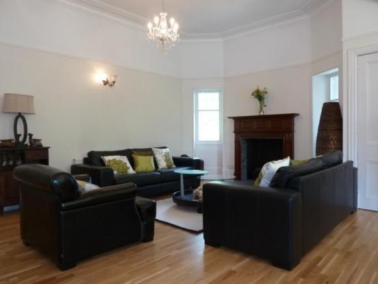 13 Rubislaw Den North, Flat 2 - Lounge
