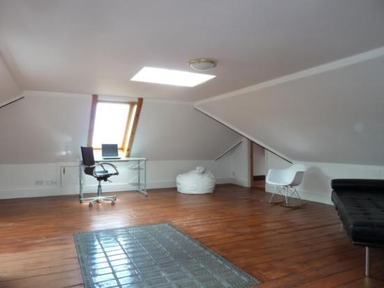13 Rubislaw Den North, Flat 2 - Attic Room (Study