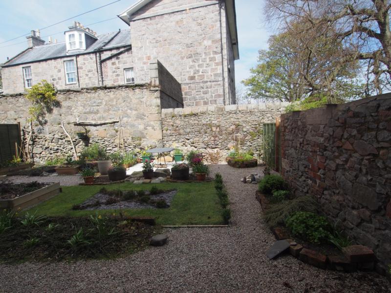 15 rosebank plc back garden