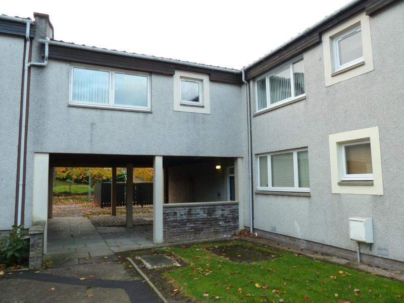 8a Auchinyell Terrace - Exterior
