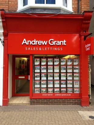Andrew Grant, Redditchbranch details