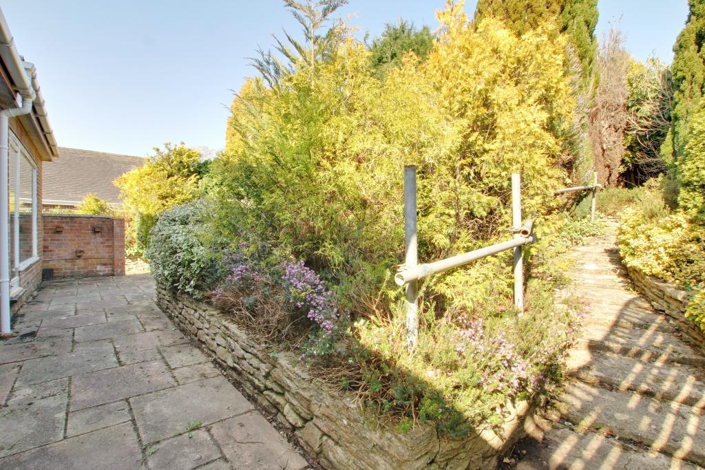 Rear Garden Path