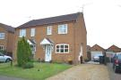 2 bed semi detached property in Dersingham