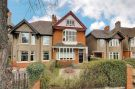 semi detached home in Queens Park Parade...
