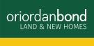 O'Riordan Bond, Land & New Homes, Northampton branch logo