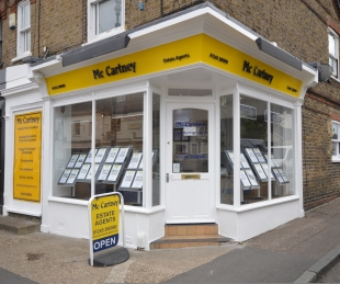 McCartney Estate Agents, Chelmsfordbranch details
