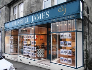 Arundell James, Tisburybranch details