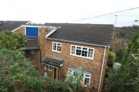 Detached property for sale in Hilltop Road, Whyteleafe
