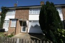 Terraced property in Eldon Road, Caterham