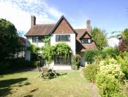 Detached property in Croham Manor Road...