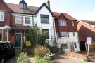 Terraced home for sale in Downs Road, Coulsdon