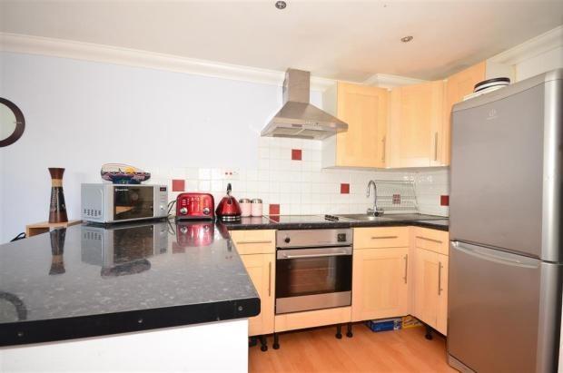 Archway kitchen