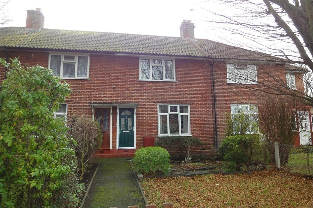 2 Bedroom Terraced House For Sale In Kennedy Path Hanwell