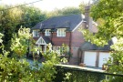 Detached house for sale in Weavering, MAIDSTONE