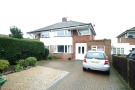 semi detached house in The Grove, BEARSTED, Kent