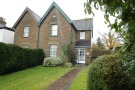 Mote Hall Villas semi detached house to rent