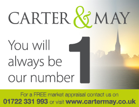 Get brand editions for Carter & May, Salisbury