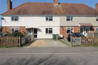 Terraced house for sale in High Street, Potterspury...