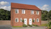 3 bed new house in Queen Street, Retford...