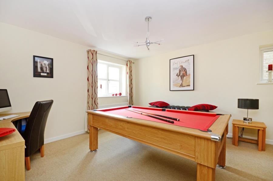 Games Room/Bedroom