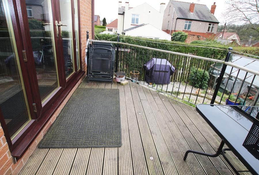 Decking Balcony