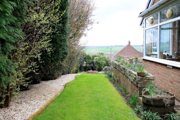 Front Garden/View