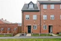 End of Terrace house for sale in Nelson Close, Lichfield