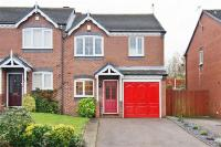 semi detached property in Deavall Way...