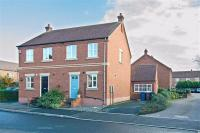semi detached property in Maxtock Avenue, Lichfield
