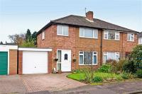 3 bedroom semi detached property in Lime Grove, Lichfield