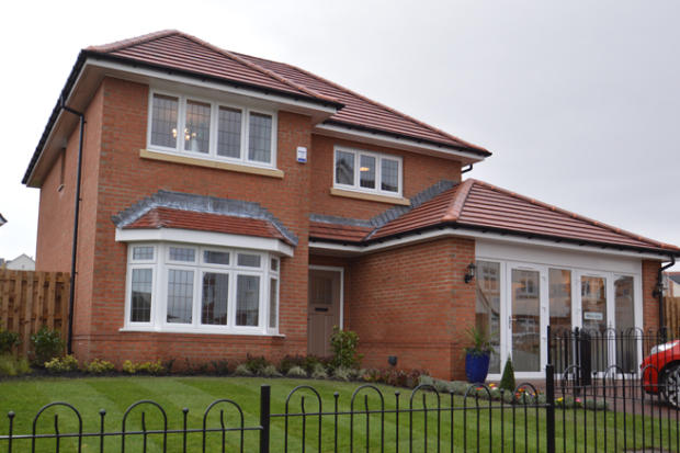 Whithorn Show Home