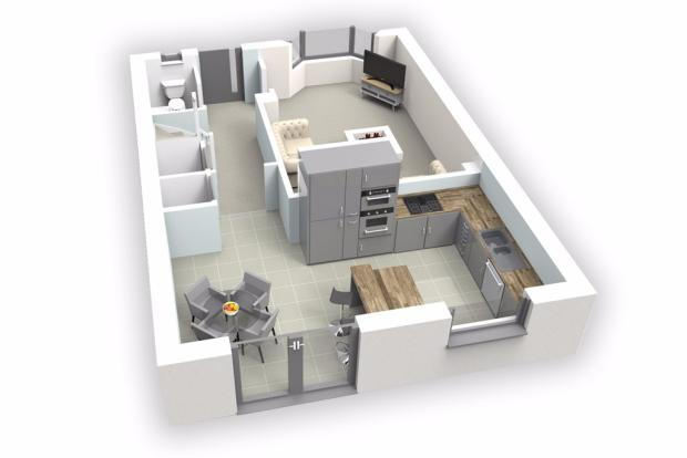 3D Ground Floor