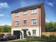 4 bed new home for sale in The Gables, Elsea Park...