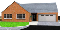 new development for sale in Queniborough Road...