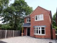 4 bedroom new property for sale in Woodhouse Road, Quorn