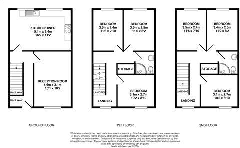 Sample Floorplan