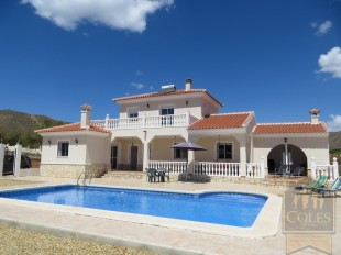 Villa in Andalusia, Almer�a...