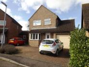 3 bedroom Detached property for sale in Canmore Close, Sawtry...