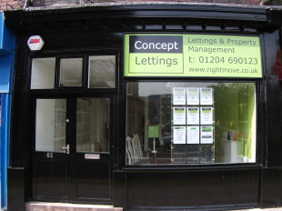 Concept Sales, Lettings and Property Management, Horwichbranch details