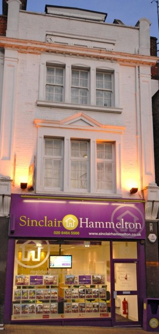 Sinclair Hammelton , Bromleybranch details