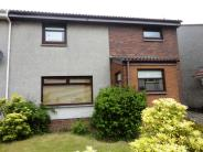 semi detached house in Staffa Drive, Airdrie...